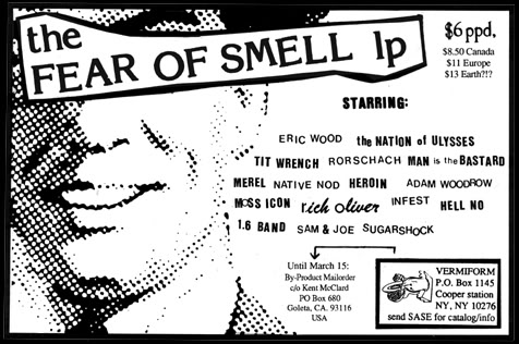 Fear of Smell Ad c. 1993